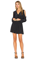 Платье с вышивкой и открытыми плечами maisie - RAMY BROOK