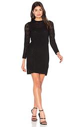 Мини-платье с длинным рукавом - M Missoni