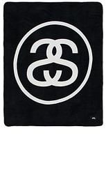 Ss link fleece blanket - Stussy