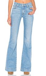 Расклешенные джинсы со средней посадкой noha - DEREK LAM 10 CROSBY