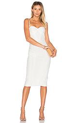 Шелковое платье jasmina - Misha Collection