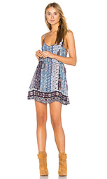 Spaghetti strap mini dress - Gypsy 05