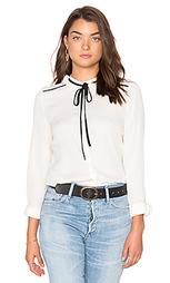 Блуза с завязкой - BLAQUE LABEL