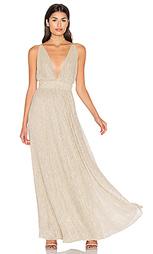 Вечернее платье с v-образным вырезом - ANINE BING