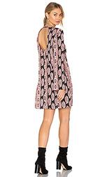Платье с рукавами-колокол - BCBGeneration
