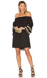 Платье со спущенными плечами dina - VAVA by Joy Han