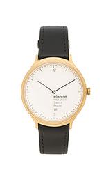 Часы helvetica no1 light - Mondaine