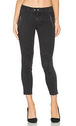 Укороченные узкие мото джинсы no. 4 instasculpt - DL1961