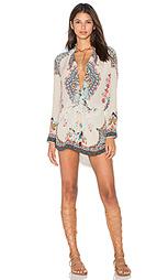 Платье paisley - ROCOCO SAND