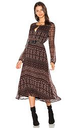 Платье миди fleur - Sanctuary