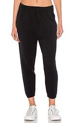 Спортивные брюки с низкой промежностью cashwool - T by Alexander Wang