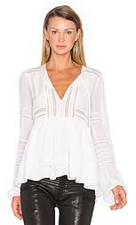 Шелковая блузка bella - Marissa Webb