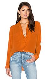 Блуза с двумя карманами margaret - LAGENCE