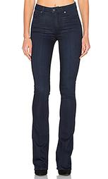 Узкие расклешенные джинсы lousette - Paige Denim