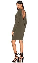 Вязаное платье из кашемира daniella - 360 Sweater