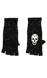 Кашемировые рукавицы skull - 360 Sweater