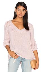 Кашемировый свитер с овальным вырезом brogan - 360 Sweater