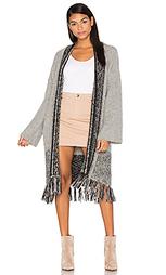 Кашемировый свитер с бахромой riorose - 360 Sweater