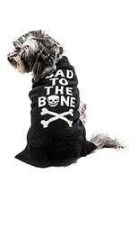 Свитер для собаки bad to the bone - 360 Sweater