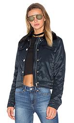 Куртка с воротником из искусственного меха plot - Cheap Monday