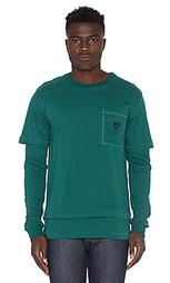 Двойная футболка odyed - Stussy