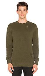 Waffle knit sweater - Zanerobe