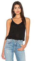 Tape yarn crop tank - Bella Luxx