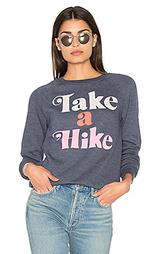 Свитер take a hike - Junk Food