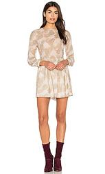 Платье из хлопка с принтом - ANINE BING