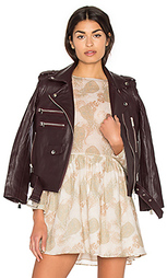 Кожаная куртка для байка - ANINE BING