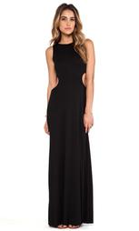 Платье с вырезом brentwood - Rachel Pally