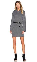 Платье с длинным рукавом - NYTT