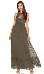 Front embellishment maxi dress - Twelfth Street By Cynthia Vincent