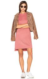 Вязаное платье с асимметричным подолом - Callahan