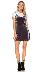 Вельветовое платье-комбинация yasmine - Free People