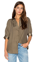 Шелковая блуза с рукавами-доломан - ATM Anthony Thomas Melillo