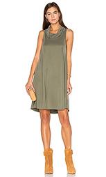 Платье с воротником-водолазка flo - Nation LTD