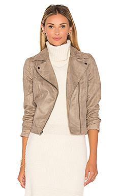 Мото куртка из искусственной замши marilou - BB Dakota