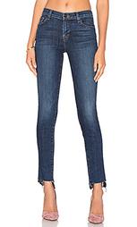 Узкие джинсы 811 - J Brand