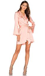 Платье с запахом fjord - MLM Label