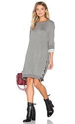 Платье-свитшот на шнуровке - Bella Dahl