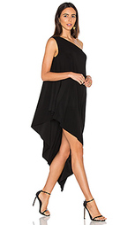 One shoulder diagonal tunic - Norma Kamali