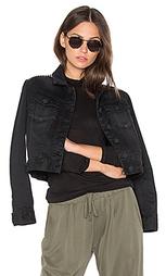 Укороченная джинсовая куртка - Etienne Marcel