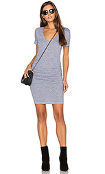 Ruched t shirt dress - Lanston