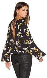Блуза с запахом - krisa