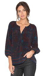 Шелковая блузка addie f - Joie
