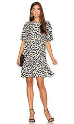 Платье с опущенной талией - ANIMALE
