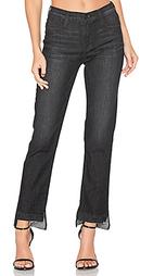 Прямые джинсы с разрезом le high - FRAME Denim