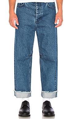 Прямые джинсы cot - CHAPTER