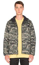 Куртка с капюшоном saddle chutes - Columbia
